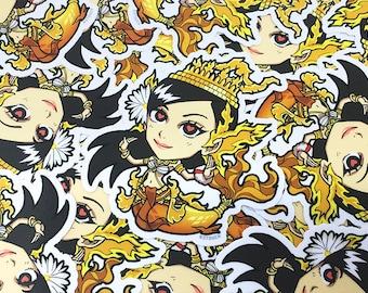 Sovann Macha (Golden Mermaid Princess)