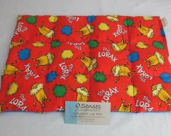 Weighted Lap Pad Autism, Sensory Processing, Deep Pressure Therapy