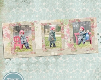 ON SALE NOW Instant Download Timeline Cover, Photoshop Template, psd files