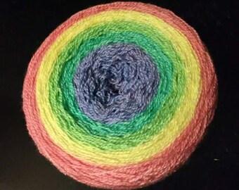 Rainbow Gradient Yarn