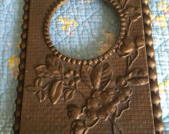 Antique Victorian Frame Unusual and Beautiful