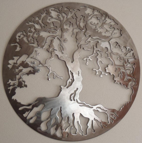 decoration murale arbre de vie
