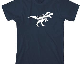 Pawpaw Saurus Shirt - father's day gift idea, papa, Christmas, birthday, new grandfather - ID: 2013