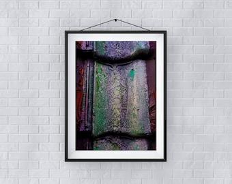 Craquelure - Premium Quality – Wall Art - Giclée Print – Urban Art - Martin Sylvester - Sylvo81
