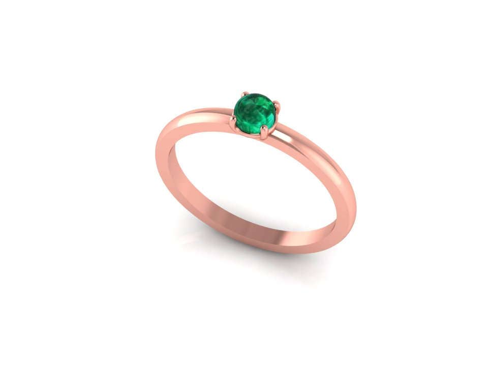 look the real differences you ring round emerald and rings between natural women can synthetic jewelry for