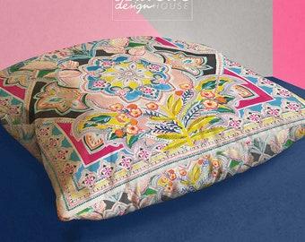 Allam Scarf + Alma 42cm Cushion