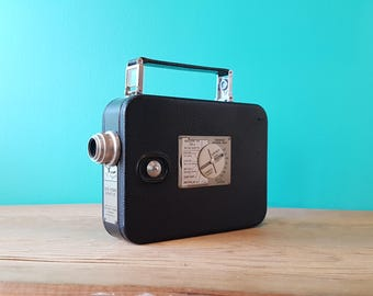 1930's Cine-Kodak Eight-25 8mm Movie Camera