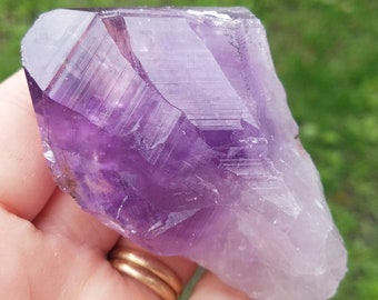 Amethyst Crystal Point, Amethyst Point, Amethyst point natural