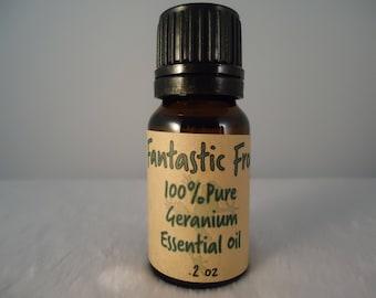 Geranium 100% Pure Essential Oil .2 oz
