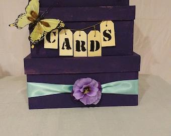 Bling card box   Etsy