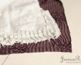 Baby Layering Set Photography Prop Newborn Baby Photo Prop Texture Fabric Layers Newborn Photography Props Baby Props for Photos Baby Props