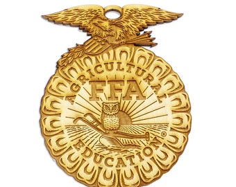 FFA Ornament - Future Farmers of America Ornament - FFA Ornaments - FFA Gifts - ffa gift - ffa decor