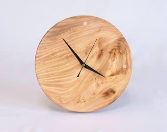 Elm clock