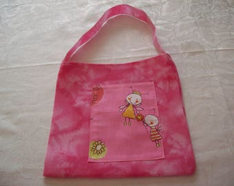 bag child/nursery for baby shoes, snack, pouch or small bag, nursery, school bag, diaper bag