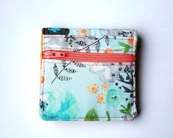 Mini Wallet, Bifold Wallet, Small Wallet, Get Carded Wallet, Card Holder, Everyday Wallet