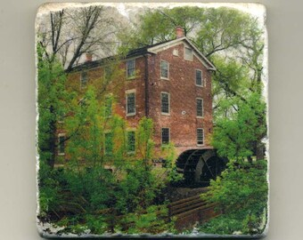 Graue Mill - Original Coaster