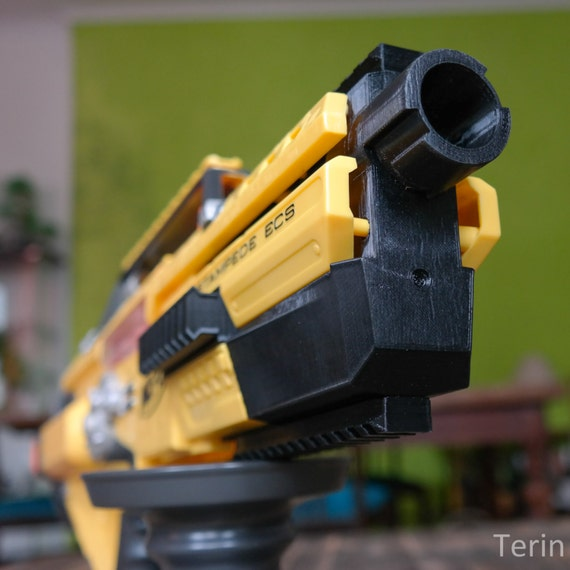 Introduction: Nerf Vulcan Sentry Gun