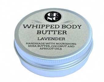 Whipped Body Butter Lavender