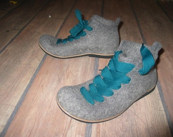 Felted boots GREYDAY