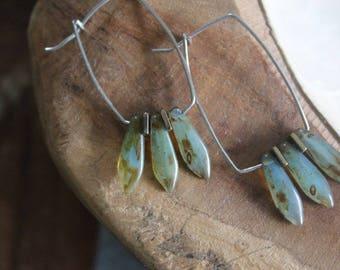 Acadia Stone Earrings