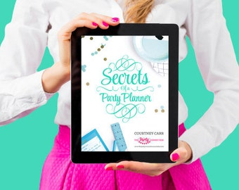 Secrets of a Party Planner eBook