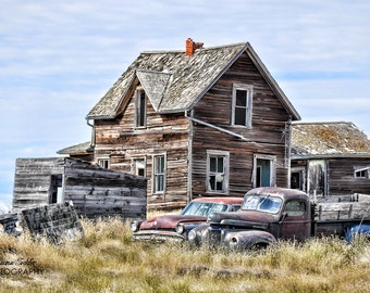 What Once Was   12x18 Fine Art Photo