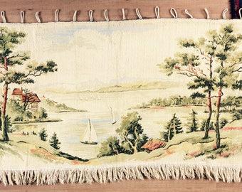 Vintage gobelin | gobelin | wandkleed | 70s wandkleed | tapestry |