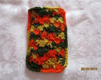 Crocheted Eyeglass Case/Pouch