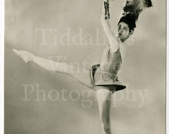 Margot Fonteyn Ballerina in The Wanderer Photo - Anthony Photo