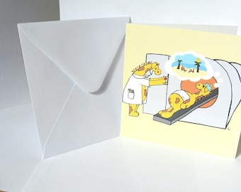 7 greeting cards for children with cancer