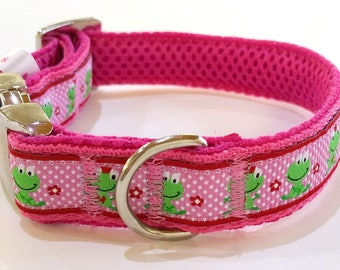 Welpenhalsband: Sugar-sweet necklace for your dog puppies girls and boys