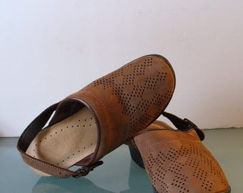 Flyflot  Clog Made in Italy Size 36
