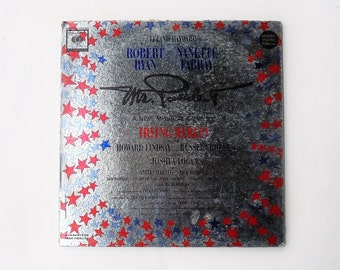 Mr President - A Musical Comedy Vintage LP: Original Broadway Cast Vinyl Record Album (1962, Columbia Records)