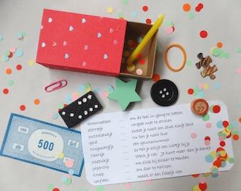 Doosje Kado / Box of gifts