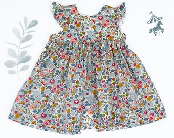 Dress ruffled Liberty®