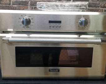 "Thermador 30 "" Professional Stainless Steel Single Wall Oven NIB"