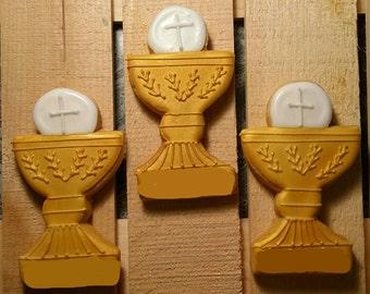 Catholic Chalice cookies - Baptisms