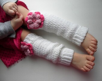 PATTERN Leg Warmers for Babies and Kids w/ permission to sell finished items