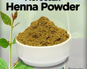 Moroccan Henna Powder 100g