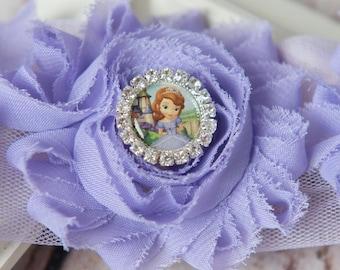 Sophia the 1st Buttons, princess button, Elsa & Anna Rhinestone Embellishment, Flatback Rhinestone Embellishment, Metal Rhinestone Button,