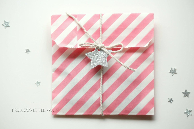 Star Favor Bags Twinkle Twinkle Little Star KIT of 25 Baby