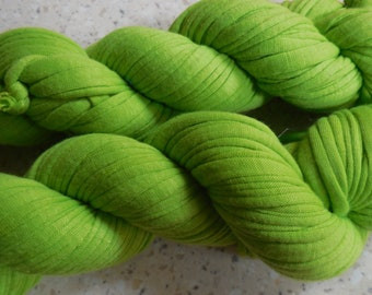 NEW  Pima Cotton, Lime Green ,  36 Yards,  Fair Trade from India