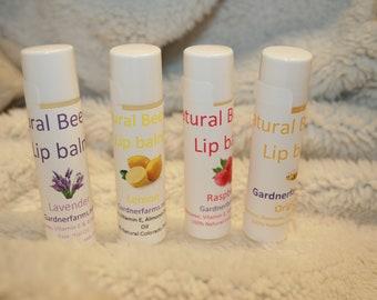 Natural Lip Balm and Salve