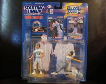 Starting Lineup 1998 Classic Doubles Jose Canseco Mark McGwire MINT SLU