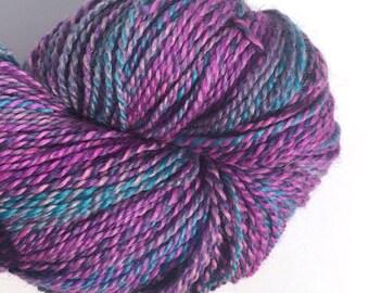 Orion - Original Fingering - BFL Hand-Dyed Yarn