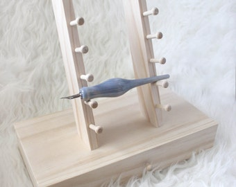 Pen Stand with Drawer