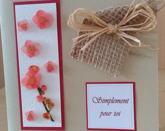 Single card - just for you - 40002