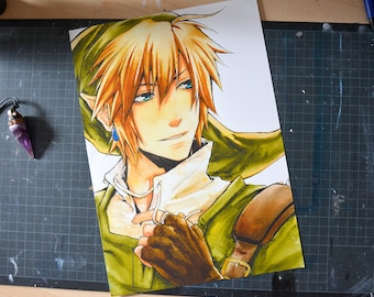 Link (The Legend Of Zelda: Twilight Princess) - Medium