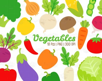 Vegetables Clipart, Veggies Clip Art, Carrot Food Diet Vegan Vegetable Veggie Cooking Kitchen Graphic PNG Download, Commercial Use