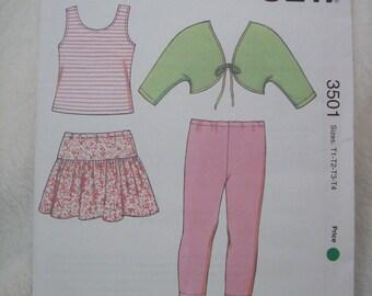 Kwik Pattern 2257, Toddler Pattern